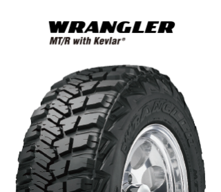 WRANGLER MT/R with Kevlar